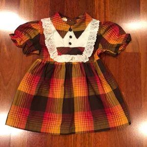 Vintage 2T Dress